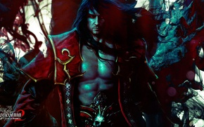 Picture Konami, Dracula, Gabriel Belmont, Castlevania: Lords of Shadow 2, Immortal, MercurySteam