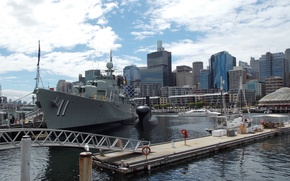 Wallpaper Sydney, HMAS Onslow, The Royal Australian Navy, HMAS (Her Majesty's Australian Ship) Vampire, Australian National ...