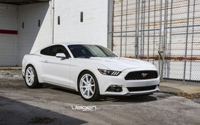 Picture Mustang, Ford, Wheels, VMB8, Velgen, Eco, Boost, 20x9 & 20x10.5