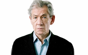 Picture genius, activist, voice actor, producer, actor, Ian McKellen, writer