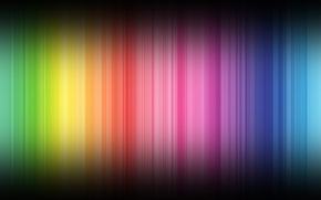 Picture strip, rainbow, Colourful, color