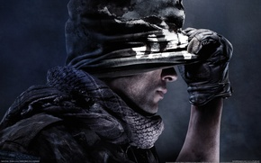 Picture Face, Soldiers, Mask, Call of Duty: Ghosts
