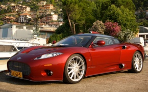 Picture Machine, Spiker, Machine, Car, Car, Cars, Aileron, Spyker, Cars, Aileron