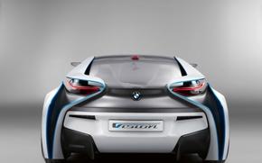 Wallpaper BMW, the concept, Vision EfficientDynamics