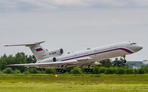 Picture Tu-154, Tupolev, Tupolev, Russian Air Force, Tu-154, RA-85155