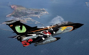 Picture the plane, fighter, bomber, combat, jet, interceptor, British, Tornado, German, variable, sweep, of the company., …