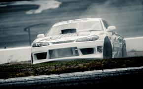 Picture Nissan, S15, Silvia, Nissan, Drift, Car, Sylvia
