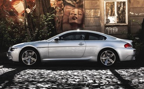 Picture BMW, silver
