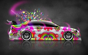 Picture Style, Toyota, Photoshop, Style, Wallpaper, Side, Toyota, JDM, Bright Colors, Aristo, Aristo, el Tony Cars, …