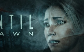 Picture The game, Game, Until Dawn, To survive until Dawn.