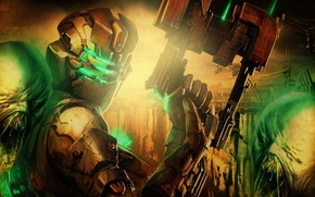 Wallpaper Monsters, Dead Space, Dead Space, Isaac, Ordorica