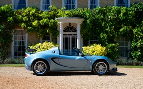 Picture Lotus, convertible, mansion, Special Edition, Elise 250