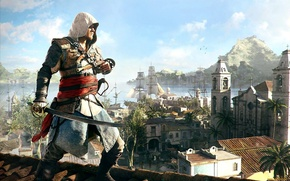 Picture the game, ubisoft, assassins creed 4 black flag