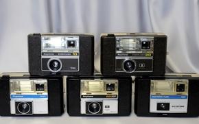 Picture camera, Keystone N° 911, 083, 806, 805, 807