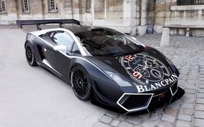 Picture Lamborghini, Gallardo, GT3, Series, Endurance, Blancpain