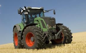 Picture wallpaper, tractor, farming, fendt, 933