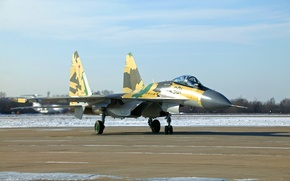 Picture Fighter, Russia, Su-35