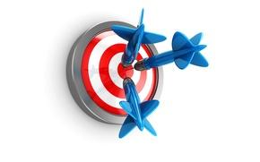 Picture target, dart, the bull's-eye, art, abstraction, goal, target, Darts, three, wallpaper., darts