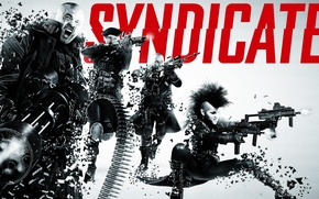 Picture Syndicate, Syndicate, shooter, Starbreeze Studios