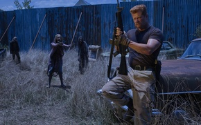 Picture The Walking Dead, The walking dead, Michael Cudlitz, Abraham
