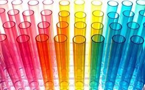 Picture paint, color, rainbow, bulb