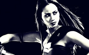 Picture Woman, Jamie Chung, Sin City:A Dame to Kill For, worth killing, Miho