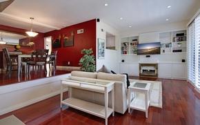 Picture photo, Design, Interior, Living room