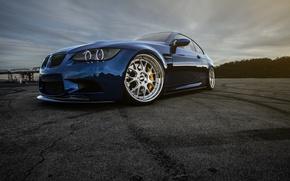 Picture BMW, Blue, E92, Terry, LeMans, Lau's