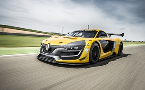 Wallpaper Renault, 2014, Reno, RS 01, supercar, Sport