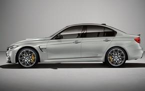 Picture BMW, Grey, BMW, Profile