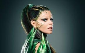 Picture green, cinema, girl, woman, movie, film, Power Rangers, 2017, Power Rangers Rita Repulsa