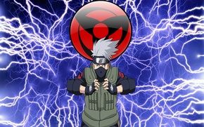 Picture red, black, zipper, naruto, Chidori, naruto, sharingan, Uchiha, Sensei, kakashi, Kakashi, Sharingan, shinobi, Konoha, tamoe, …