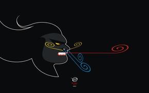 Picture vector, dark, black, art, dragons, radic, zelko, bfvrp