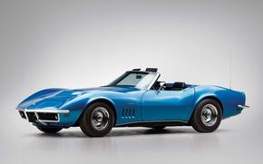 Picture Corvette, Chevrolet, 1969, Stingray