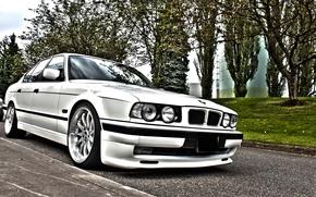 Picture BMW, E34, 540