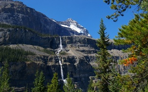 Picture mountains, nature, rock, Park, photo, Canada, Robson Provincial