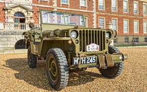 "Picture war, car, the front, army, Jeep, high, patency, world, Second, times, ""Willis-MV"", Willys MB"