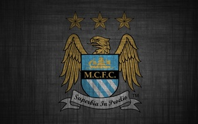 Picture wallpaper, football, England, Manchester City FC