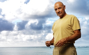 Picture lost, to stay alive, Terry O'Quinn, John Locke, John Locke, Terry O Quinn