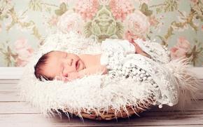 Picture child, child, baby, newborn