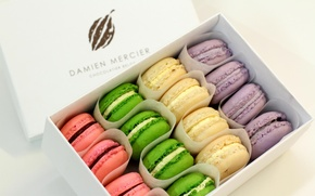 Picture background, Wallpaper, food, sweets, wallpaper, widescreen, background, full screen, HD wallpapers, sweets, macaroon, macaron, widescreen