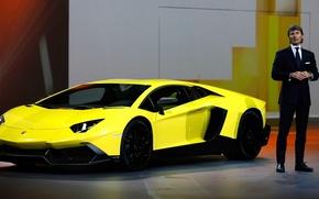 Picture Lamborghini, Aventador, Supercar, Luxury, LP720