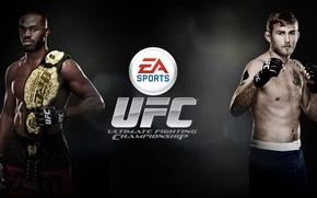 Picture Jones, UFC, Gustafsson