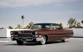Picture Cadillac, sedan, Cadillac, 1968, Sedan, City, de Ville