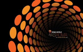 Picture world, wallpaper, Italy, football, AS Roma