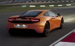 Picture McLaren, supercar, MP4-12C
