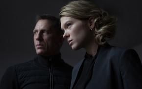Picture agent, James Bond, Daniel Craig, 007, James Bond, Daniel Craig, 007: RANGE, SPECTRE, Madeleine Swann