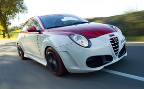 Wallpaper auto, alpha Romeo, Alfa Romeo, speed