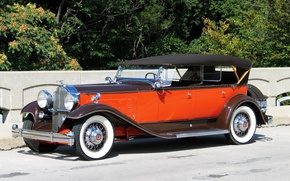 Picture super, 1931, packard, phaeton 840, eight-sport
