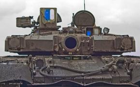 Wallpaper Ukraine, trunk, tank, t-80 Oplot